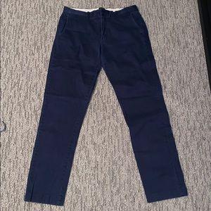 J Crew Stretch Khaki Pants
